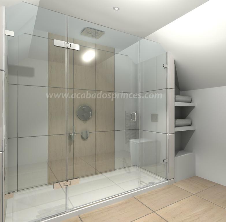 Sistemas de ducha - Puertas para duchas ...