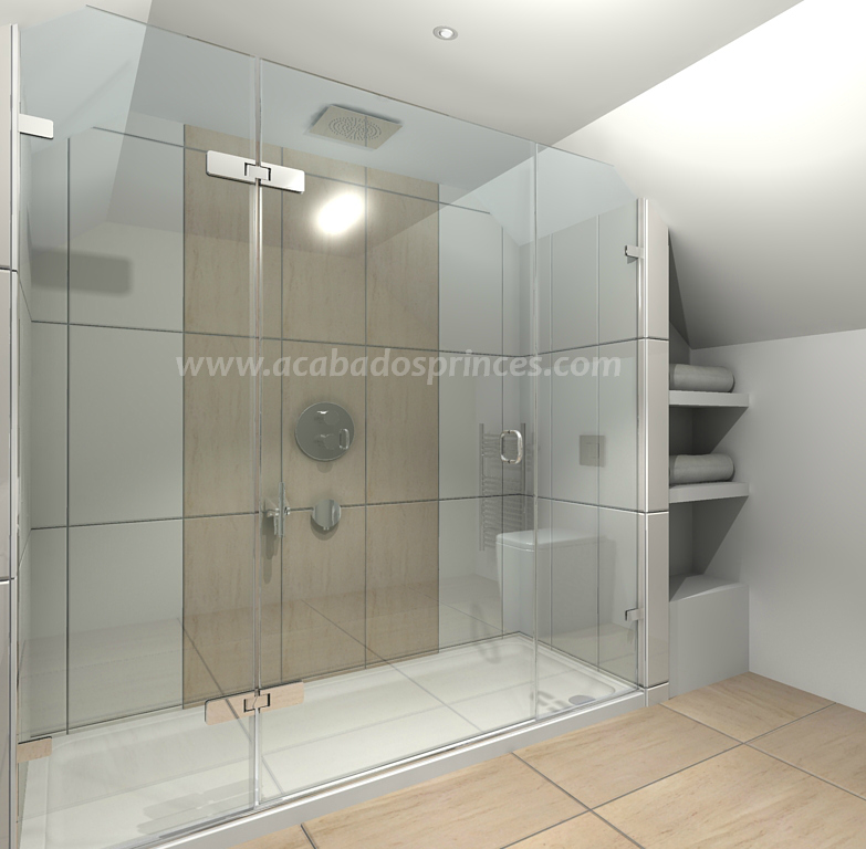 Sistemas de ducha - Puerta para ducha ...